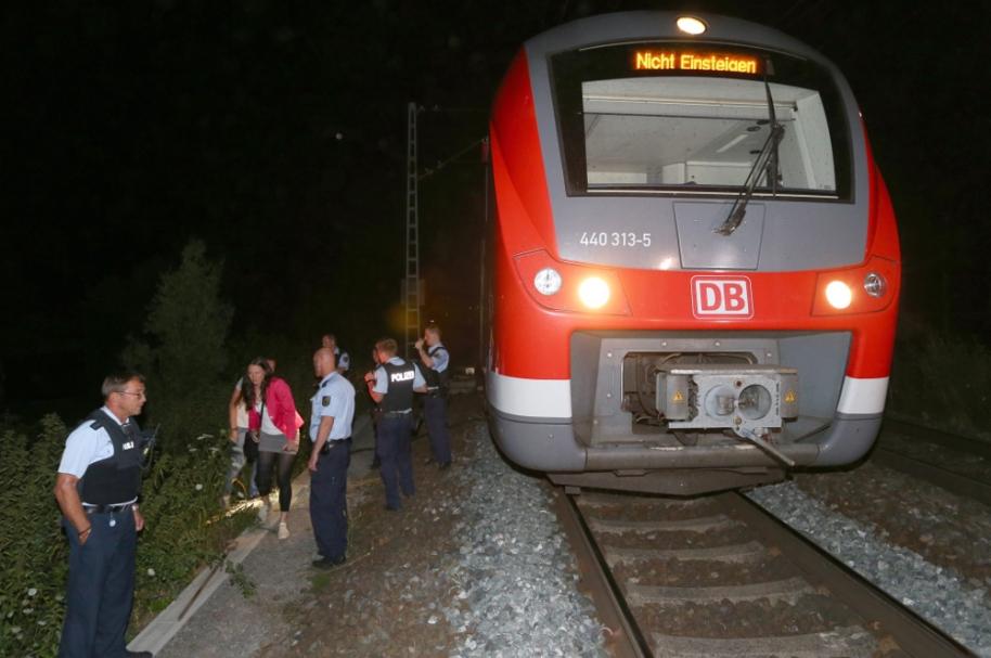Tren alemán