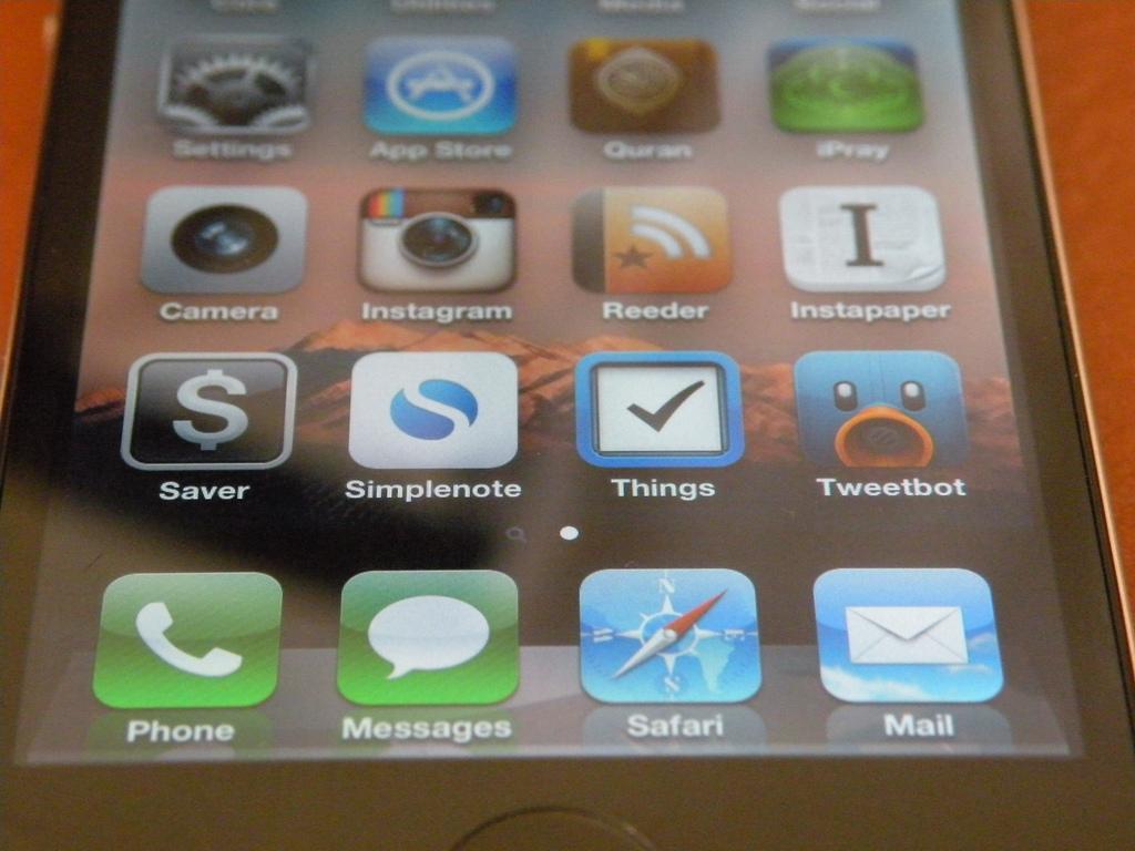 Apps (barriemoe) Flickr