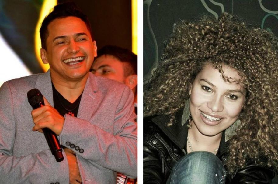 Jorge Celedon y Adriana Nea