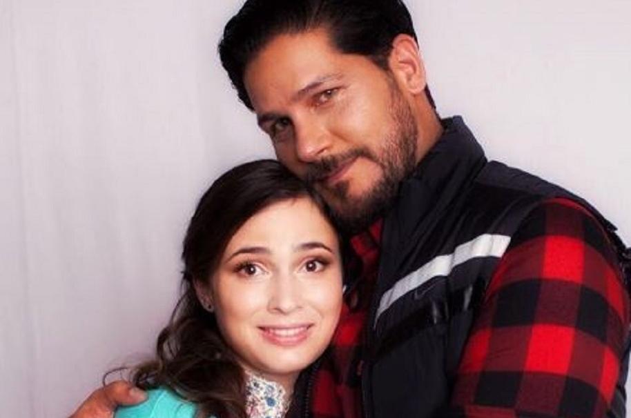 Paula Castaño y Roberto Cano