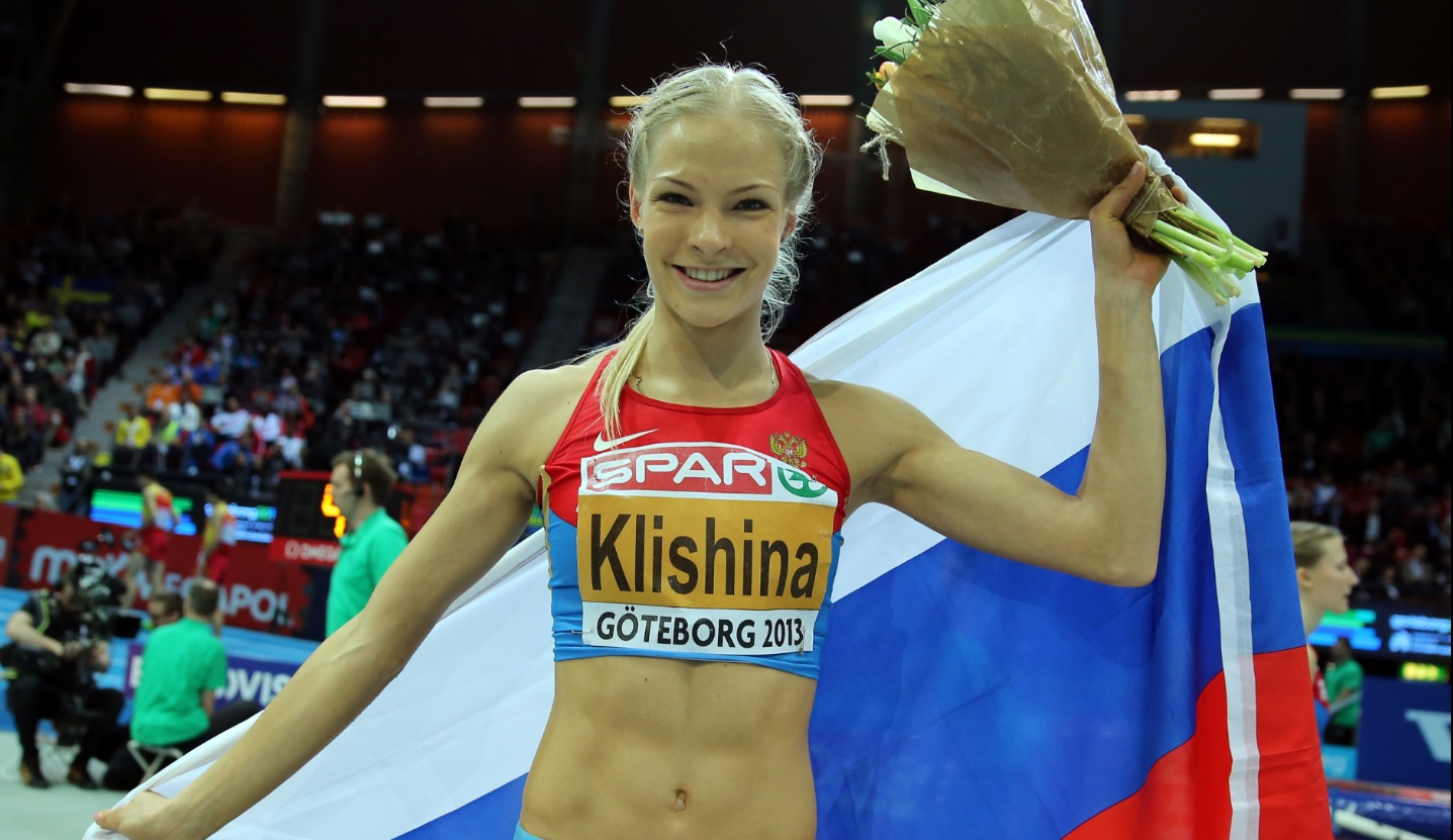 Klishina 1 Getty