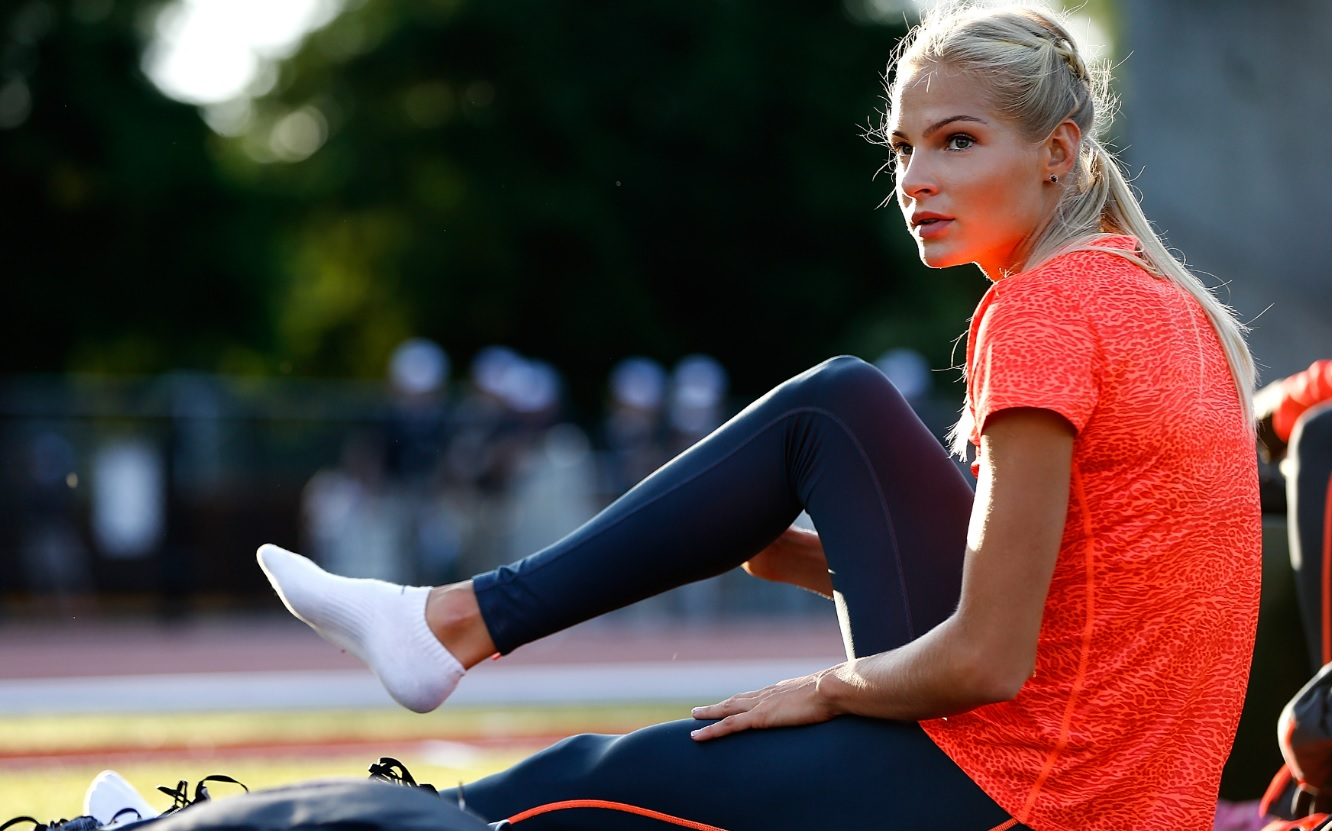 Klishina 3 Getty