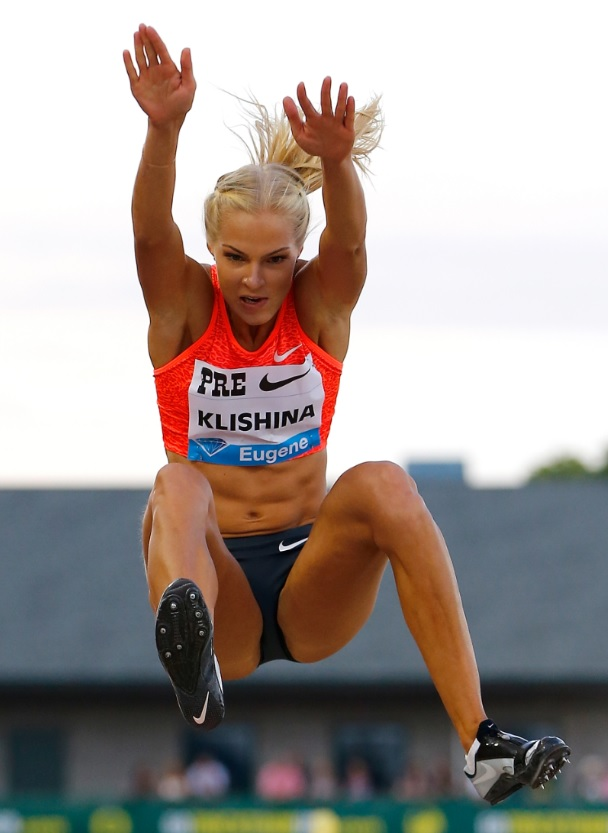 Klishina 4 Getty