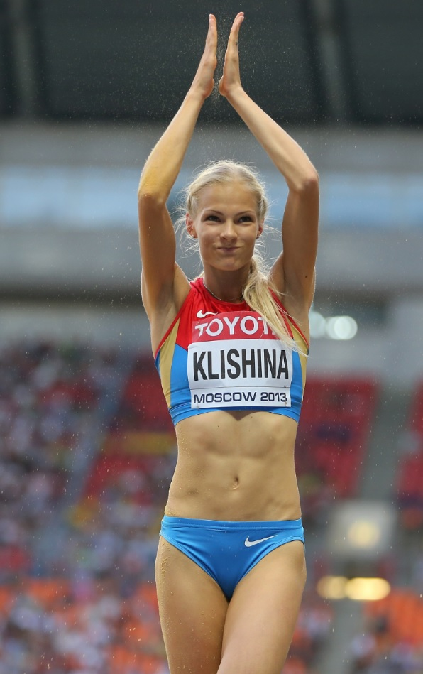 Klishina 7 Getty