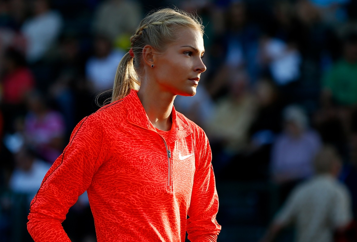 Klishina 8 Getty