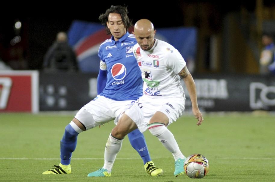 Rafael Robayo y Elkin Soto