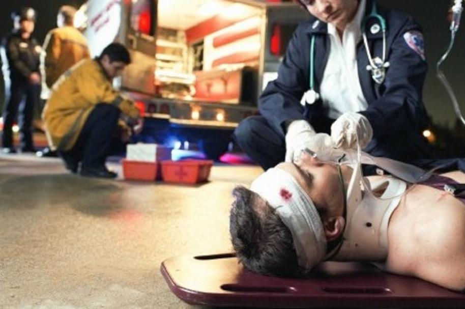 Disputa de ambulancias - Pulzo.com