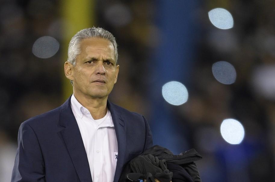 Reinaldo Rueda, técnico de Atlético Nacional.