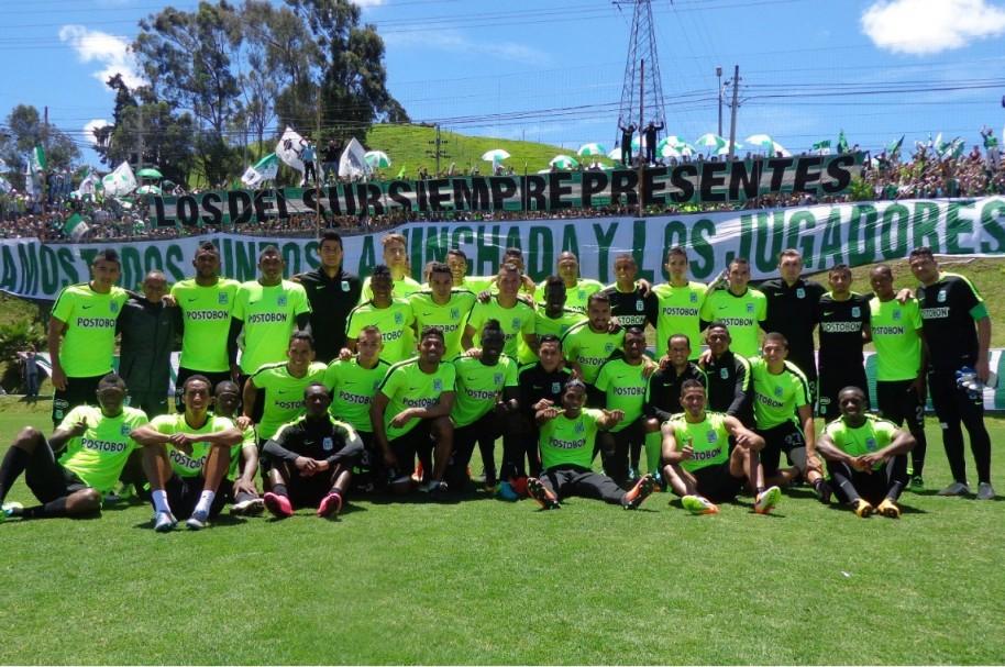 Nacional final Libertadores
