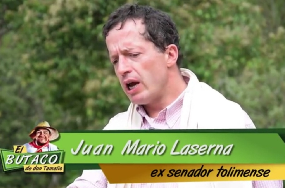 Juan Mario Laserna, QEPD