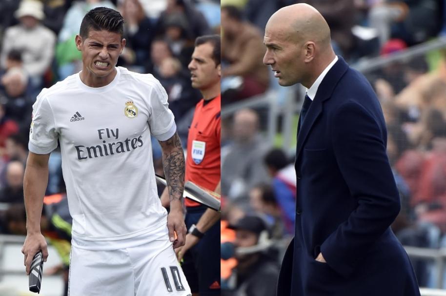 James Zidane