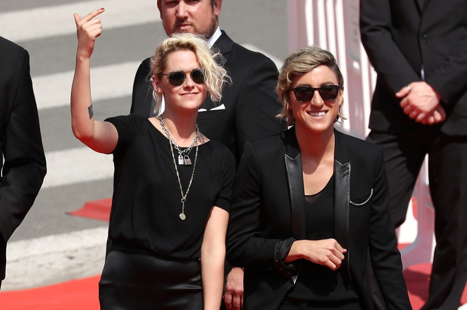 Kristen Stewart y Alicia Cargile
