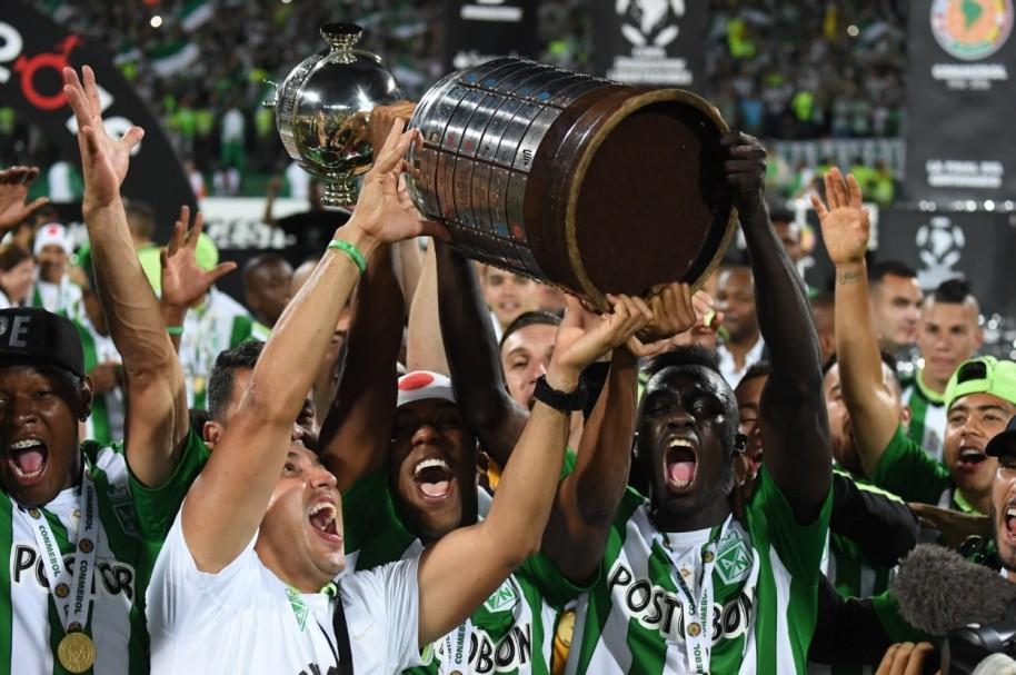 Nacional campeon Libertadores