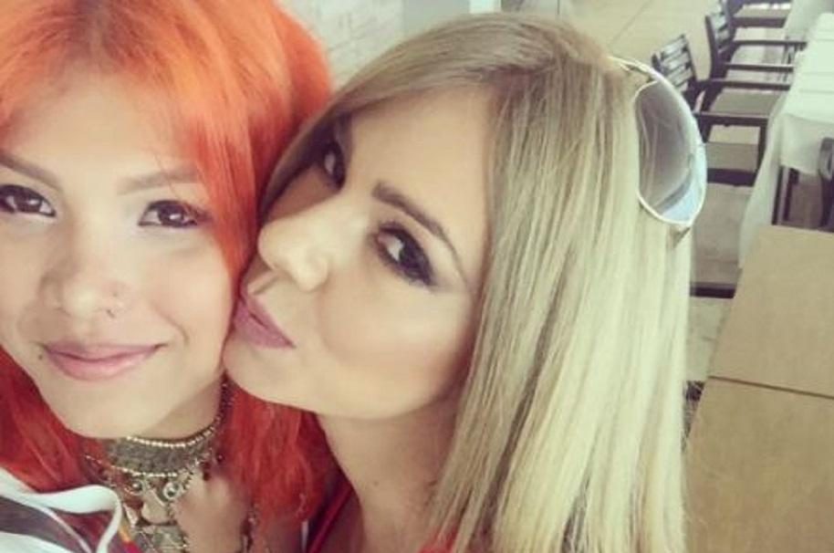 Esperanza Gómez y Sofía Laren