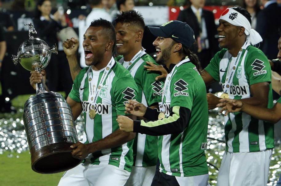 Nacional campeón EFE