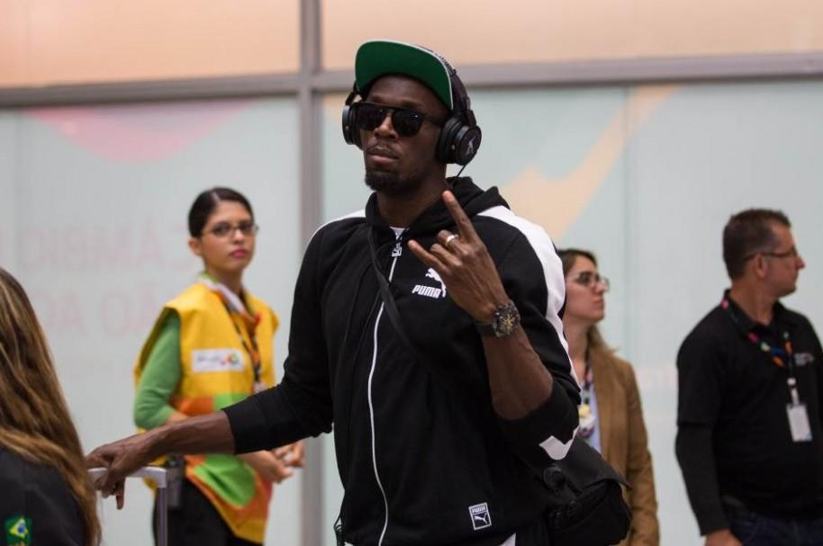 Bolt llegada