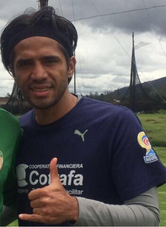 Fabian Vargas hoy