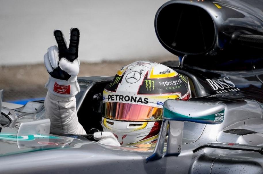 Hamilton GP Alemania