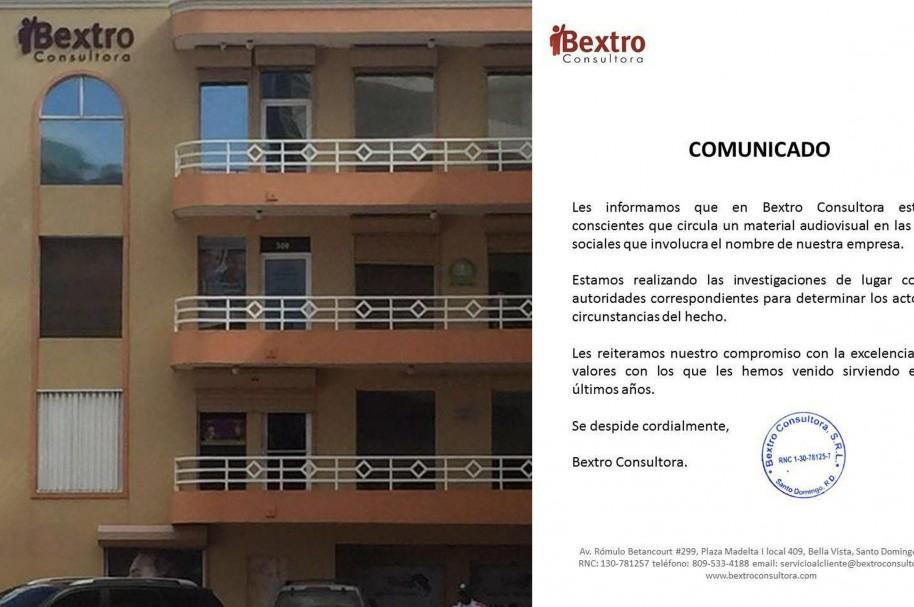 Fachada Bextro