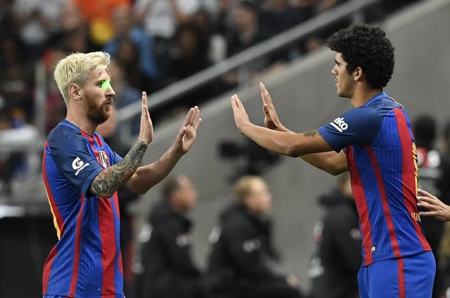Barcelona vs. Leicester