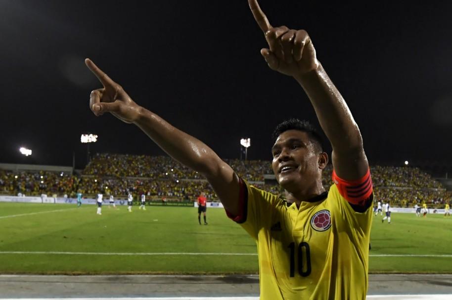 Colombia Suecia AFP