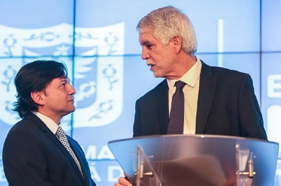 Enrique Peñalosa y Juan Pablo Bocarejo