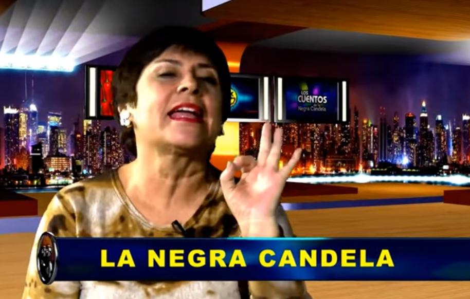 Graciela Torres, 'la negra Candela'