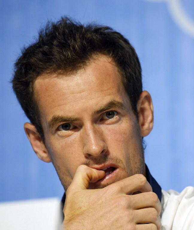 Andy Murray durante una rueda de prensa previa a los Juegos Olímpicos. Pulzo.com