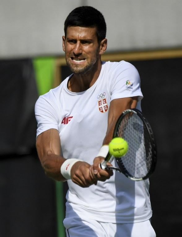 Novak Djokovic entrena para los Juegos Olímpicos. Pulzo.com