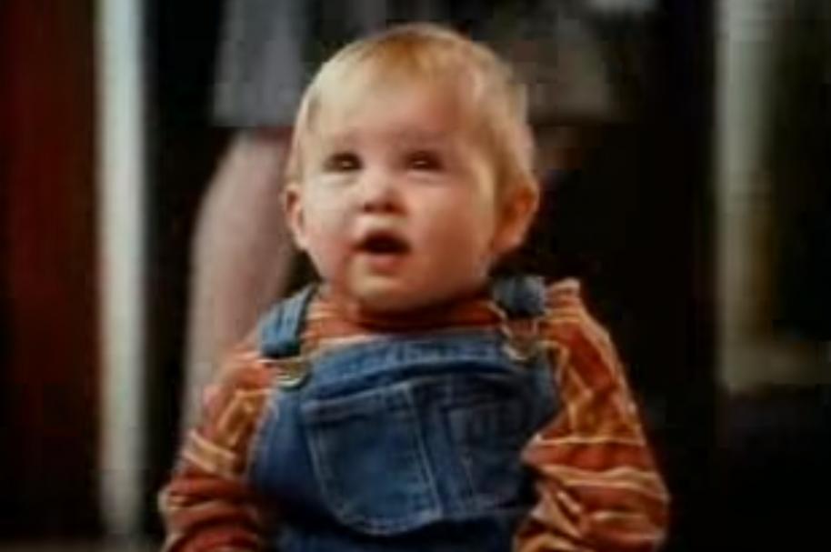 Niño de 'Cuidado, bebé suelto', 22 años después - pulzo.com