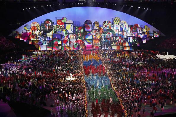Inauguración Juegos Olímpicos de Río 2016