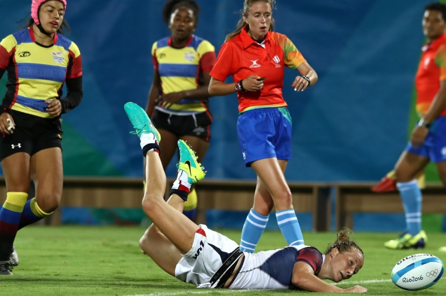 rugby Colombia