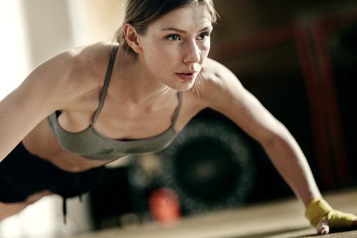 Desayunar antes o después de ejercicio