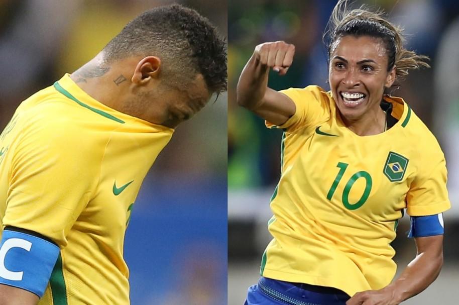 Neymar Marta