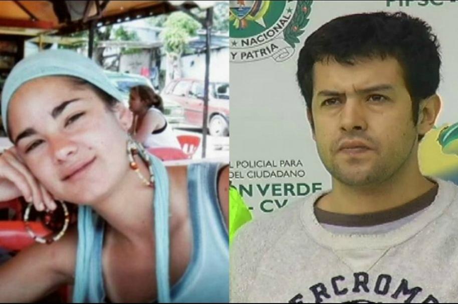 Natalia Ponce y Jonathan Vega