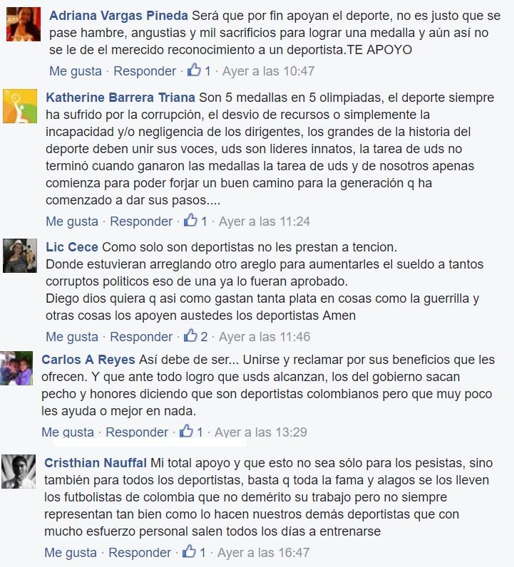 comentarios Salazar