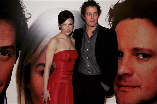 Hugh Grant y Renee Zellweger