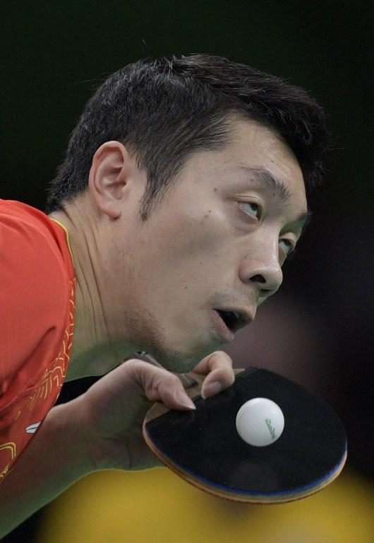 Saque en tenis de mesa en Juegos Olímpicos. Pulzo.com