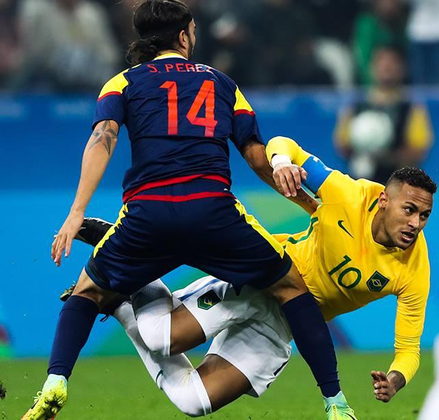 Neymar y Pérez - Pulzo.com