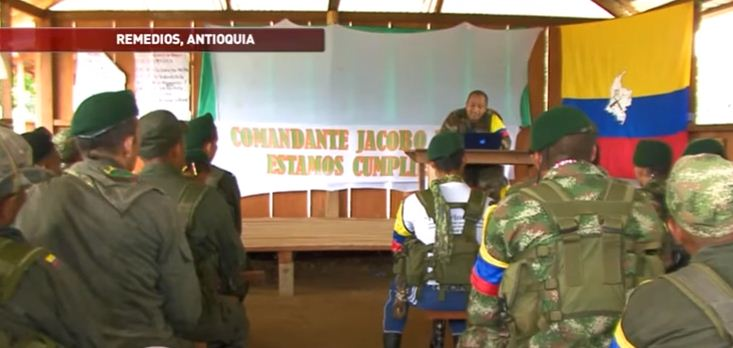 Captura de pantalla Noticias Uno