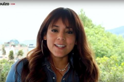 Adriana Bottina, cantante.