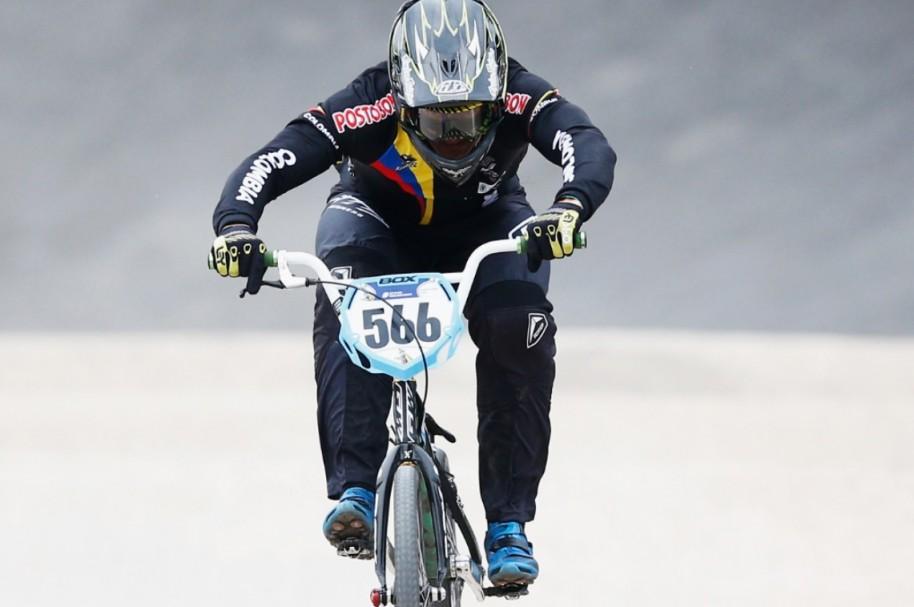 Carlos Oquendo BMX