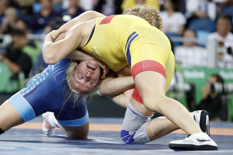 Lucha femenina en los Juegos Olímpicos. Pulzo.com