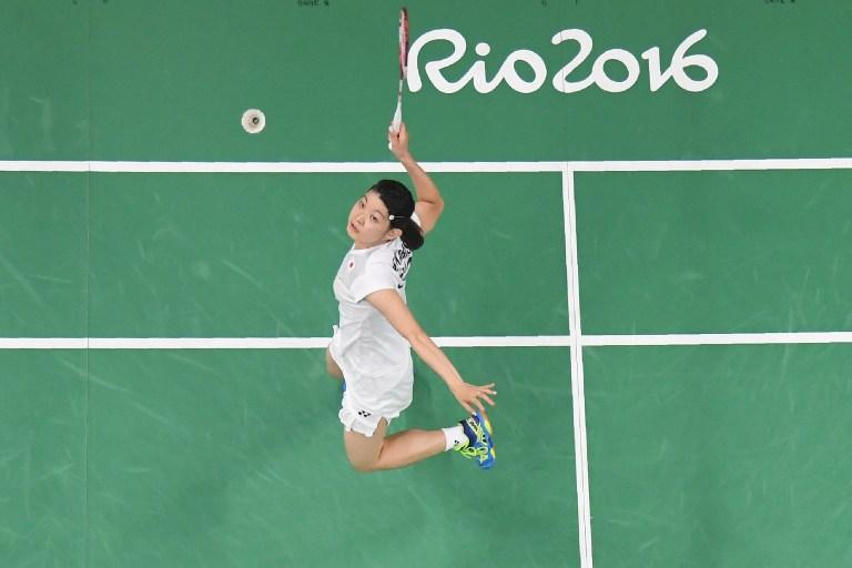La japonesa Ayaka Takahashi, jugadora de bádminton. Pulzo.com