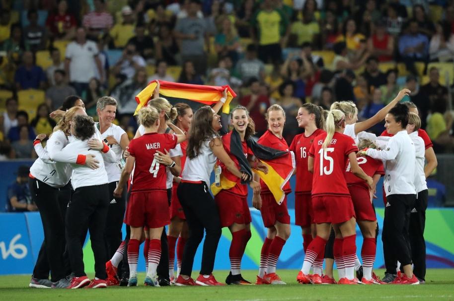 Alemania campeonas