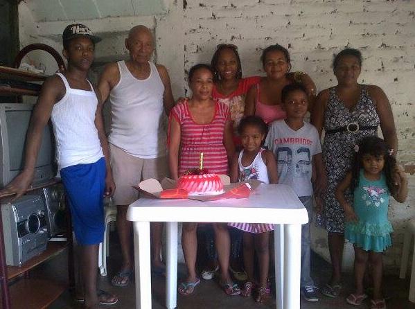 Familia Íngrit Valencia