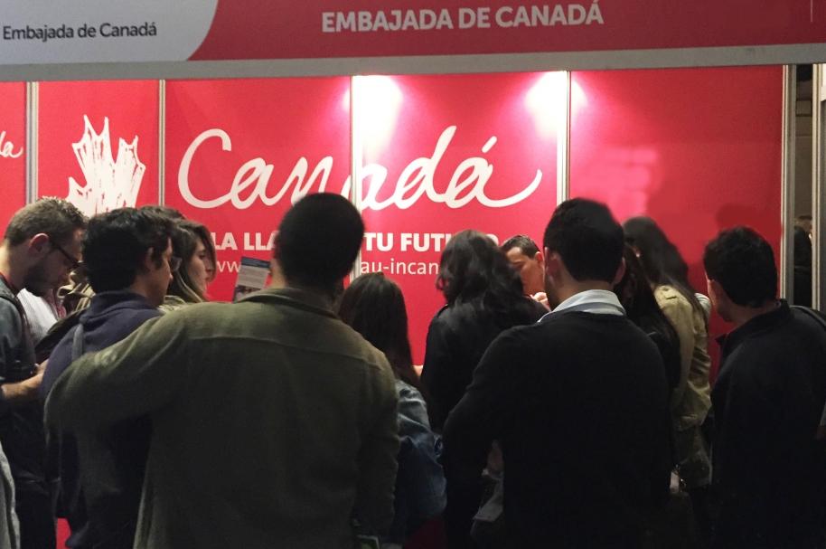 Feria EduCanada