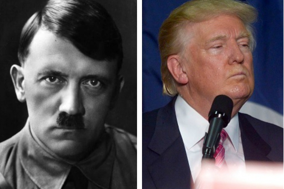 Hitler - Trump