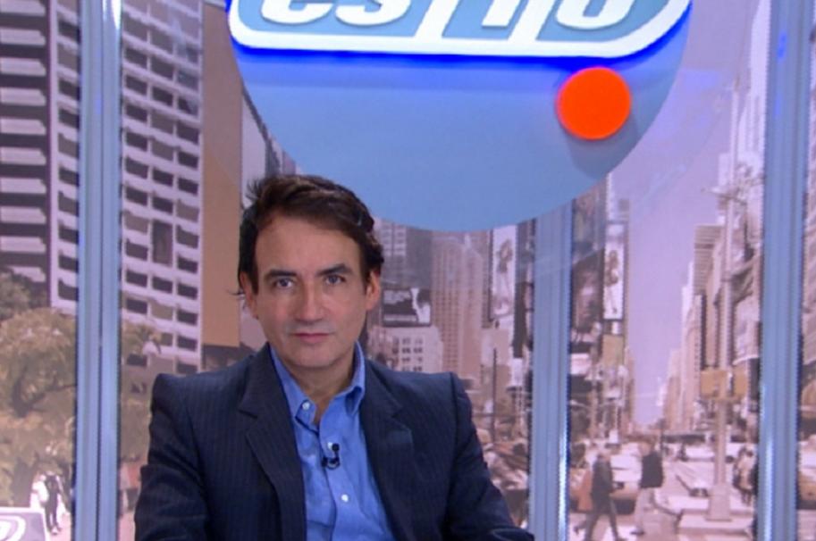 Presentador Sergio Barbosa