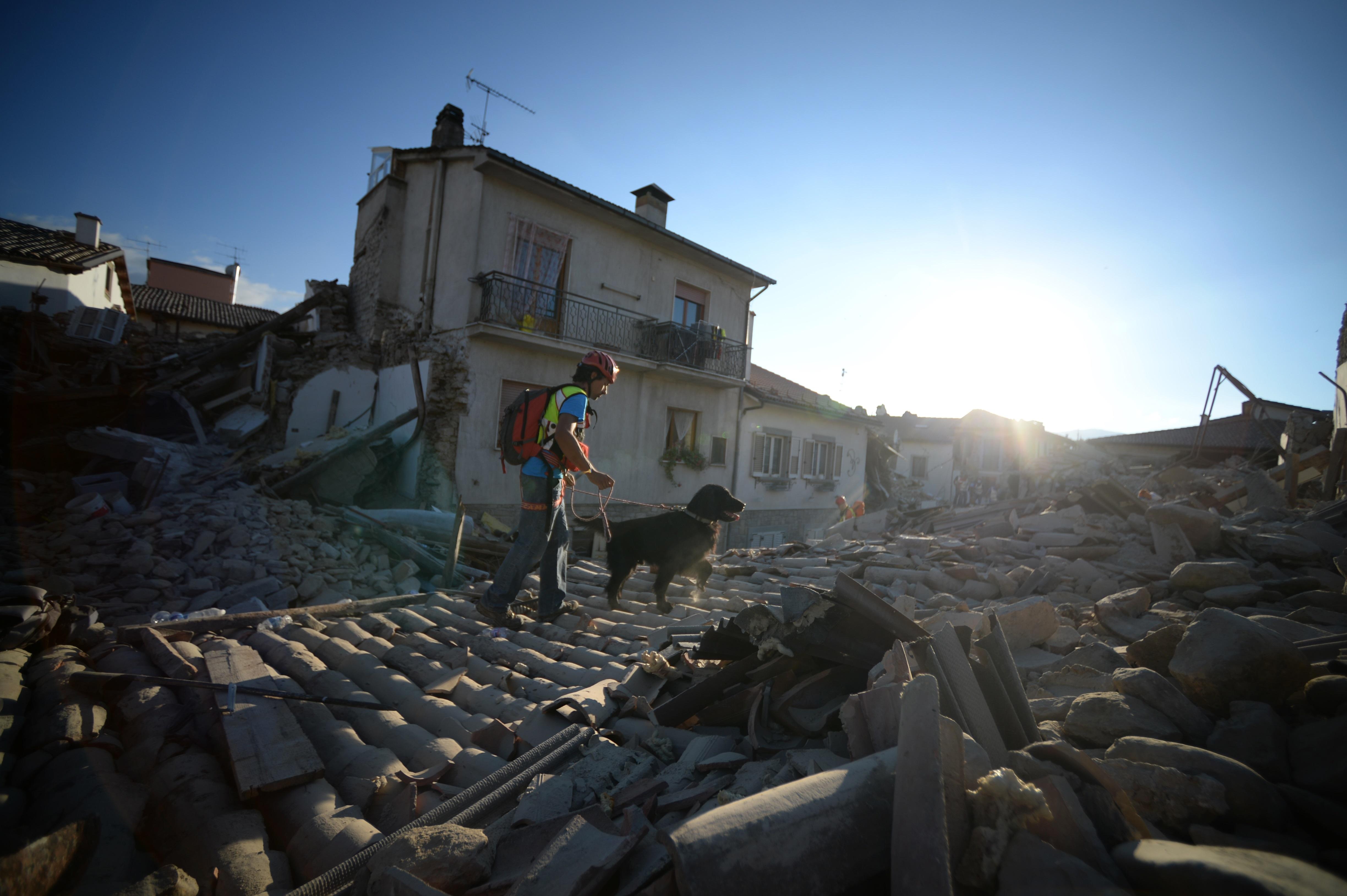 AFP / FILIPPO MONTEFORTE